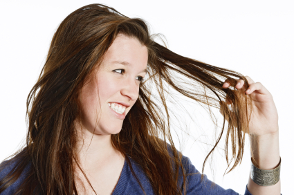 Trichoitillomanie haren uittrekken